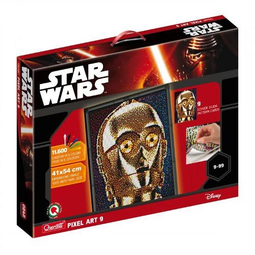 Quercetti Pixel Art Star Wars C-3PO
