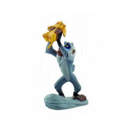 Bullyland Figurina Rafiki cu Baby Simba