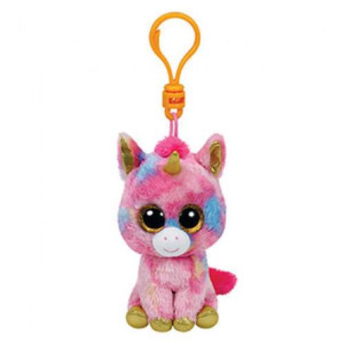Ty Breloc Unicornul Fantasia 8.5 cm