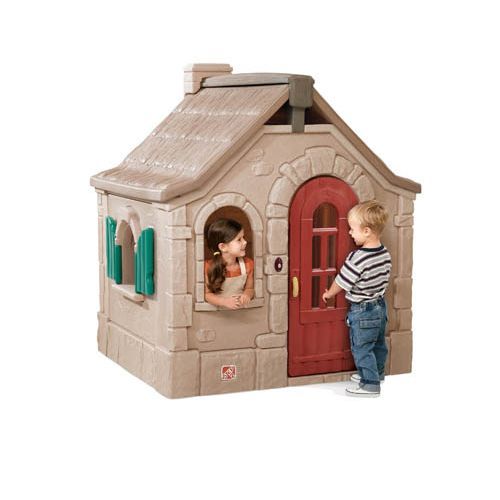 Step2 Casuta Naturally Playful StoryBook Cottage
