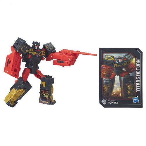 Figurina Transformers Titans Return Rumble