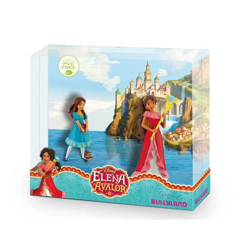 Set Figurine Isabel si Elena din Avalor