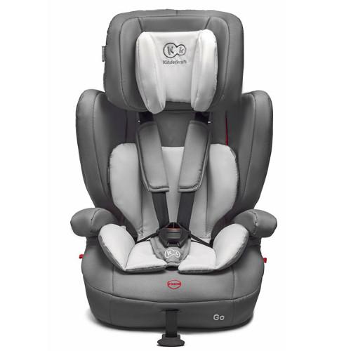 Scaun Auto GO Gray 9-36kg