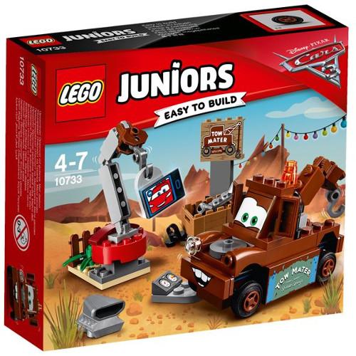 LEGO Juniors Depozitul de Fier Vechi al lui Bucsa 10733