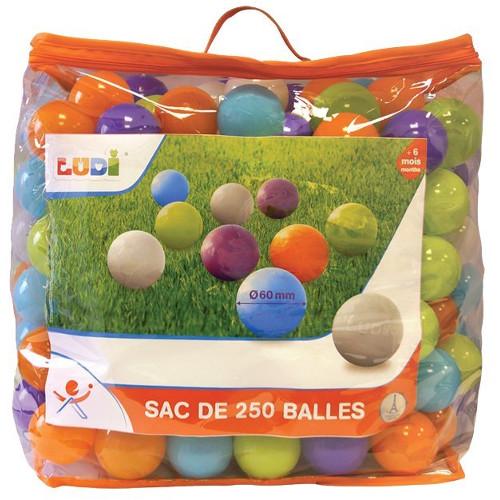 Set 250 de Bile Multicolore