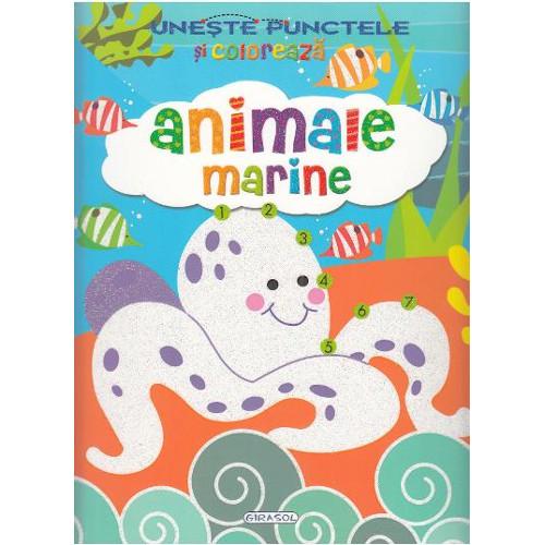 Activitati - Uneste Punctele - Animale Marine
