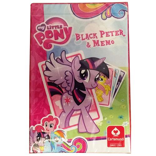 Carti de Joc Memo My Little Pony