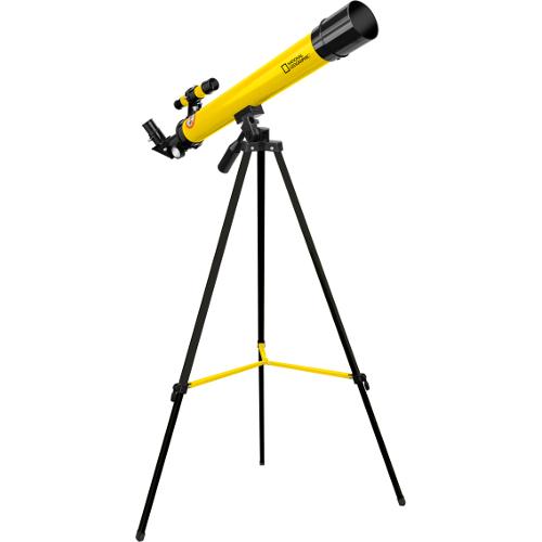 Telescop cu Refractie 50/600 cu Montura Azimuth