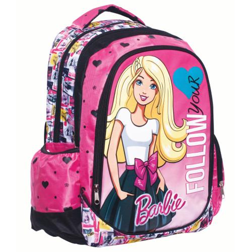 Ghiozdan Scoala Barbie