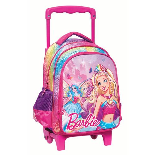 Troller Gradinita Barbie