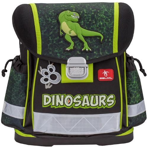 Belmil Ghiozdan Ergonomic Dinosaurs