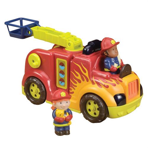 Masina de Pompieri cu Lumini si Sunete thumbnail