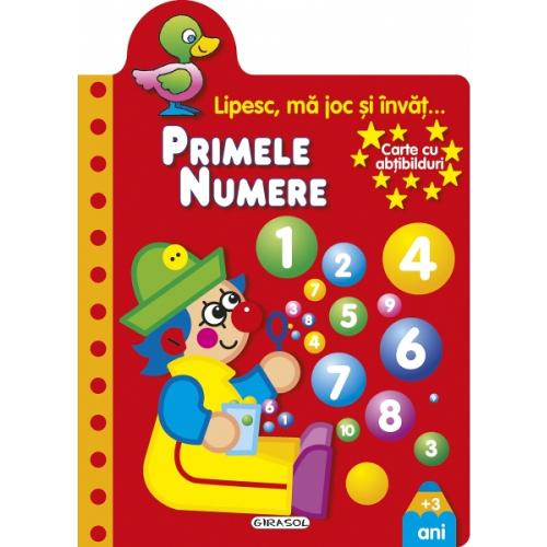 Lipesc, Ma Joc si Invat - Primele numere