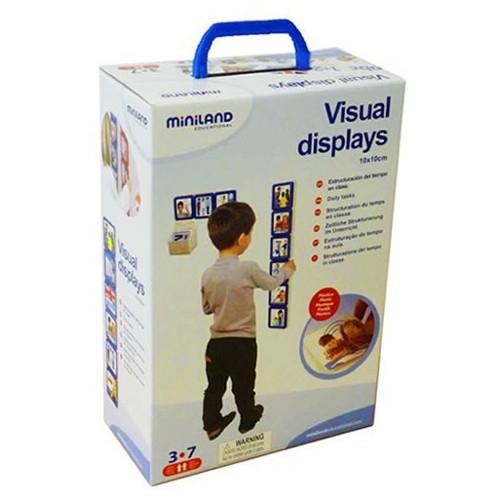 Miniland Joc Display Vizual – Calendarul Zilnic si Vremea