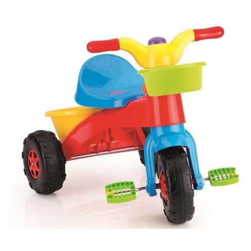 Prima Mea Tricicleta Buclucasa