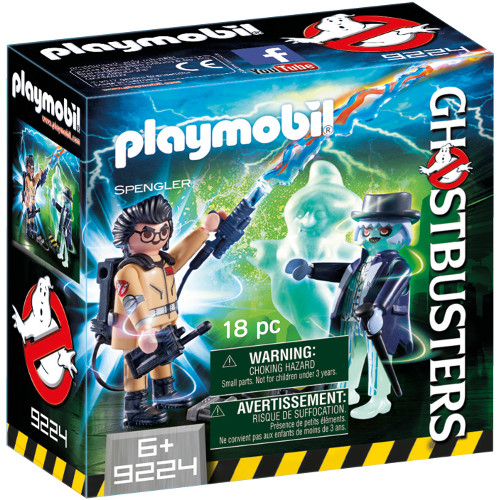 Ghostbusters - Spengler Si Fantoma