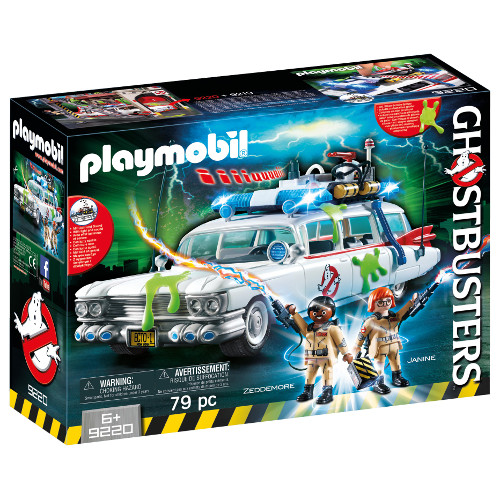 Ghostbusters - Vehicul Ecto-1