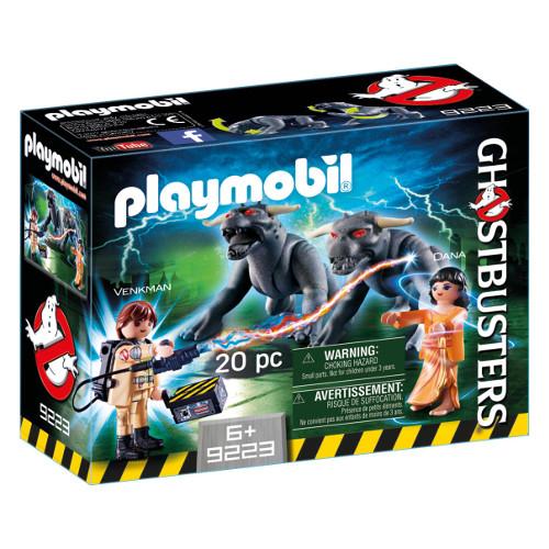 Ghostbusters - Venkman Si Caini Infricosatori