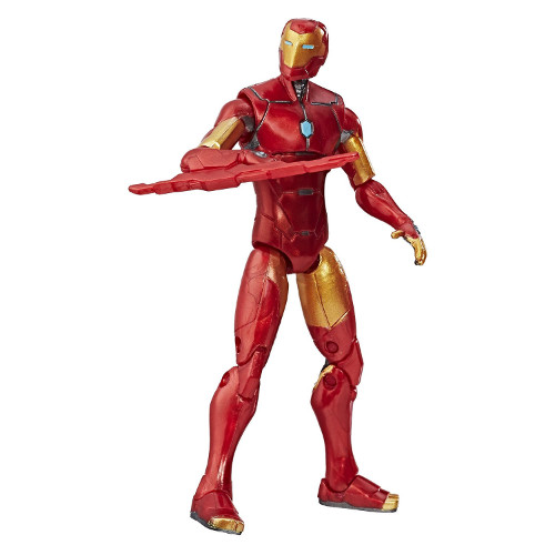 Figurina Marvel Legends Iron Man 10 cm