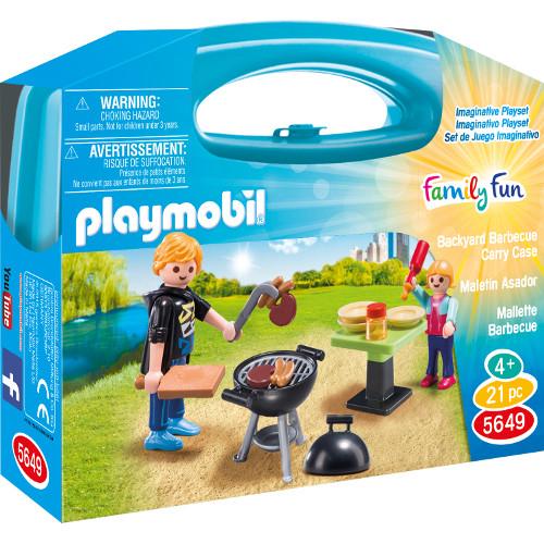 Playmobil Set Portabil – Iesire la Gratar