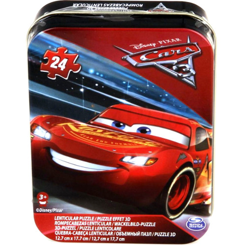 Puzzle 3D Cars 24 piese