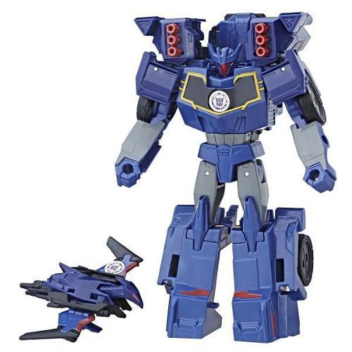 Figurine Transformers Activator Combiner Soundwave si Laserbeak