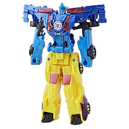 Figurine Transformers - Crash Combiners - Dragstrip vs Wildbreak