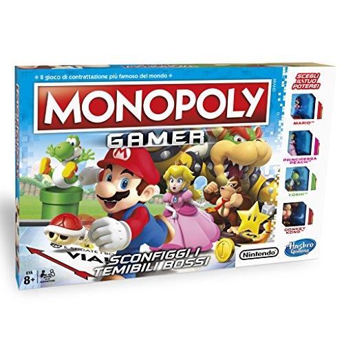 Hasbro Joc de Societate Monopoly Gamer