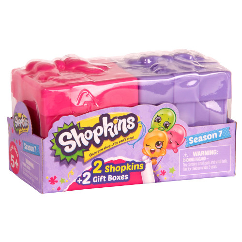Shopkins 2 Figurine in Cutiuta Seria 7