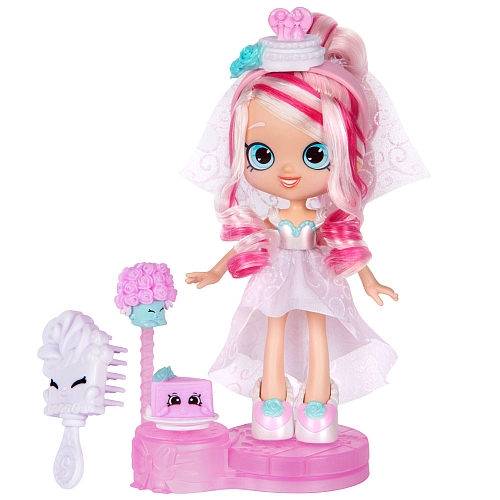 Papusa Shopkins Bridie