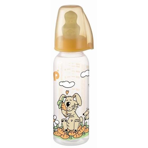 Nip Biberon Family Unisex PP 250 ml pentru Lapte