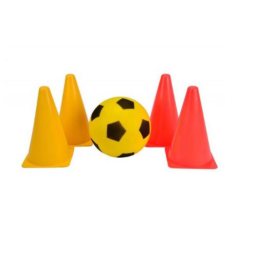 Set Fotbal cu Jaloane