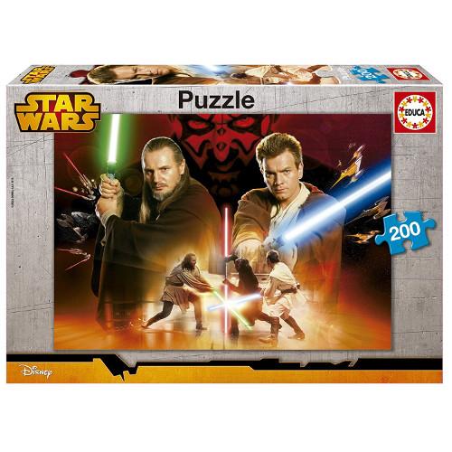 Puzzle Star Wars 200 piese
