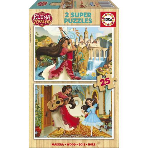 Educa Puzzle Elena din Avalor 2×25 piese