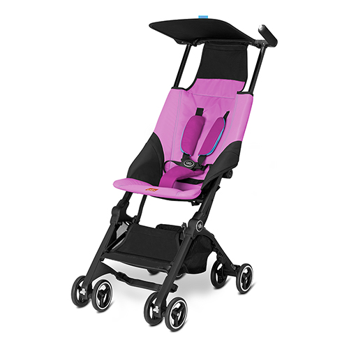 Carucior GB Pockit Plus Posh Pink