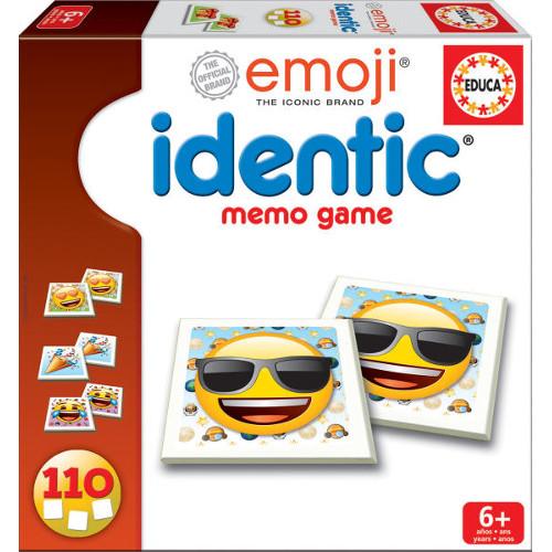 Identic Memo Games Emoji