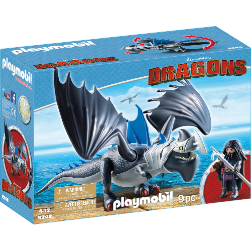 Dragons - Drago Si Thunderclaw