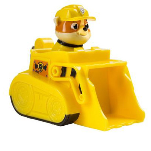 Paw Patrol - Rubble in Buldozer Patrula Catelusilor