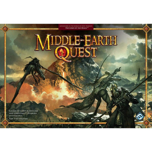 Joc Middle Earth Quest