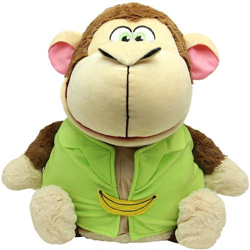 Jay At Play Mascota 2 in 1 Tummy Stuffers Maimutica