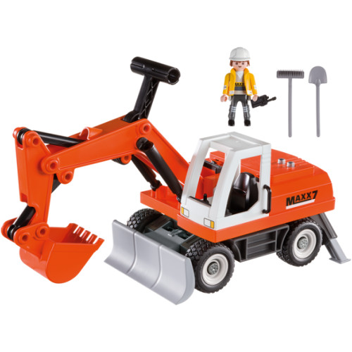 City Action Construction - Excavator
