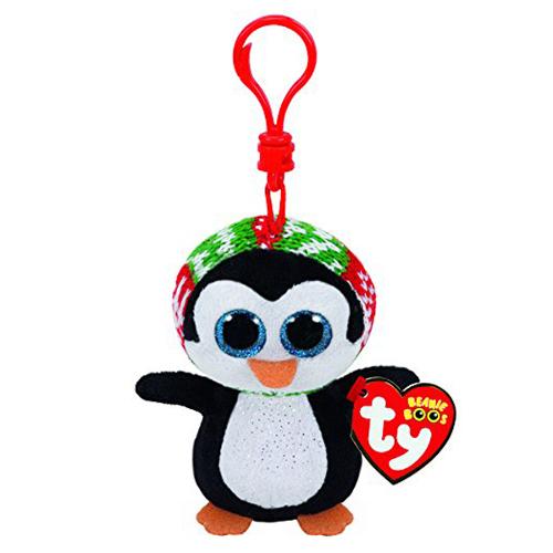 Ty Breloc Pinguinul Penelope 8.5 cm