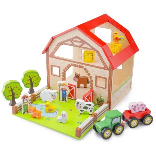New Classic Toys Set Ferma