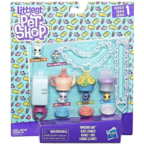 Set Talismane Casa Littlest Pet Shop