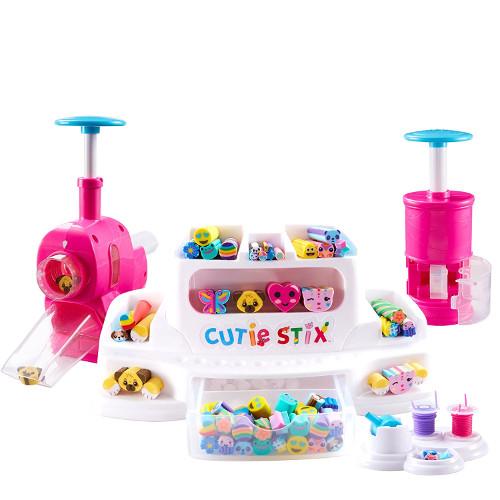 Maya Toys Betisoare colorate Cutie Stix – Aparat de Creatie si Design pentru Bijuterii, Unghii, Figurine etc