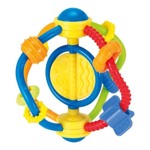 Jucarie Dentitie si Zornaitoare Spirala