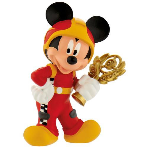 Figurina Mickey - Mickey si Pilotii de Curse