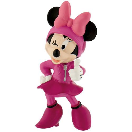 Figurina Minnie - Mickey si Pilotii de Curse