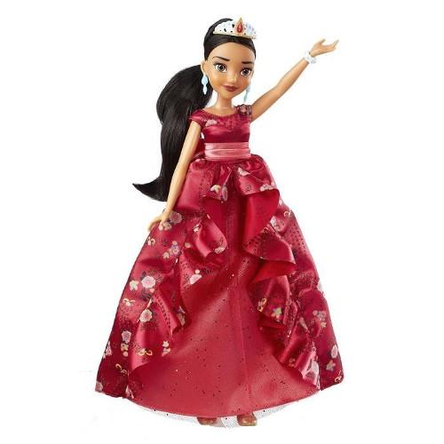 Papusa Disney Elena din Avalor in Rochie de Bal