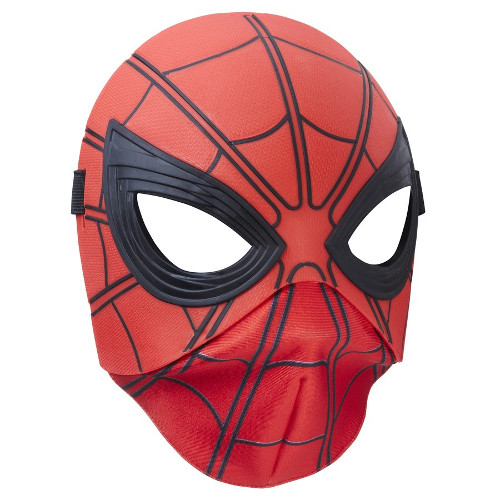 Hasbro Masca cu Material Textil Spiderman Homecoming